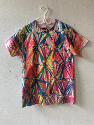 Silkscreen t-shirt, shirt one